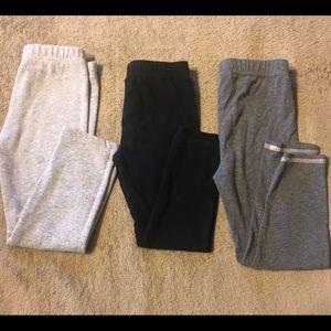 3/$10 girls leggings
